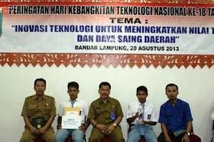 Harteknas. Kotabumi Lampung Utara
