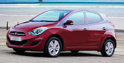2012 New Hyundai Grand Avega With its sporty appearance, supported by a good .