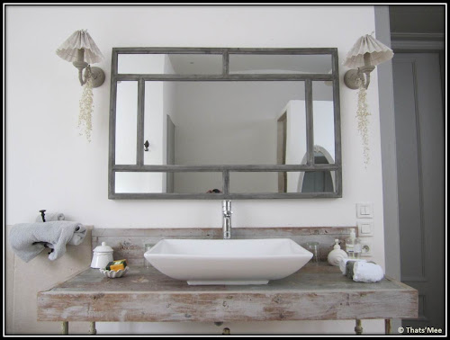 La Maison du Parc Honfleur tripadvisor Chambre Jasmin salle de bain