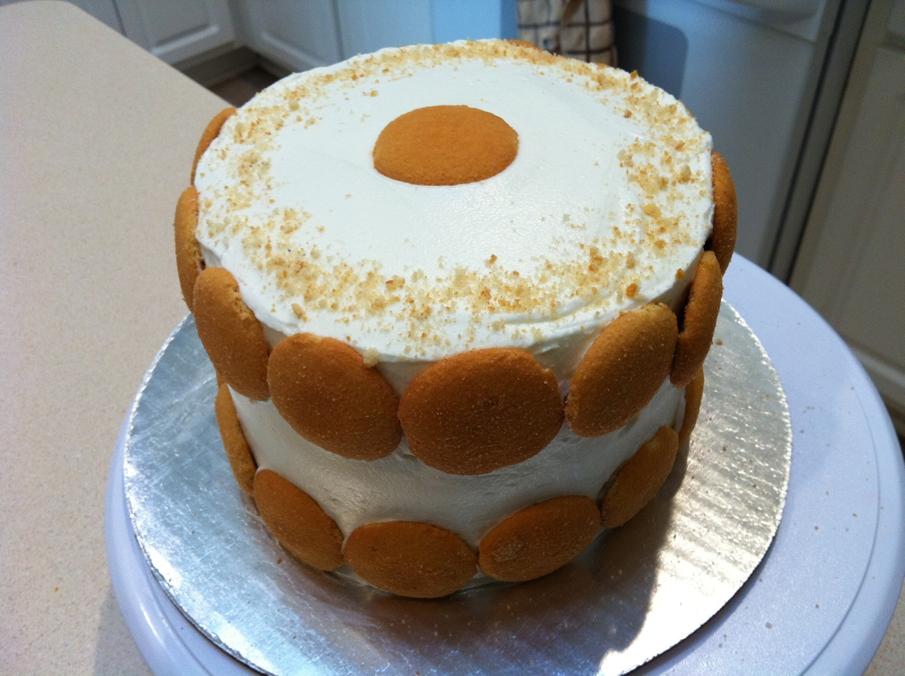 Recipe For Banana Pudding Cake From Scratch