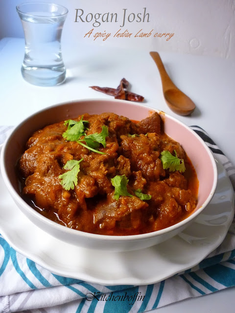 Rogan Josh (Restaurant Style) Recipe: