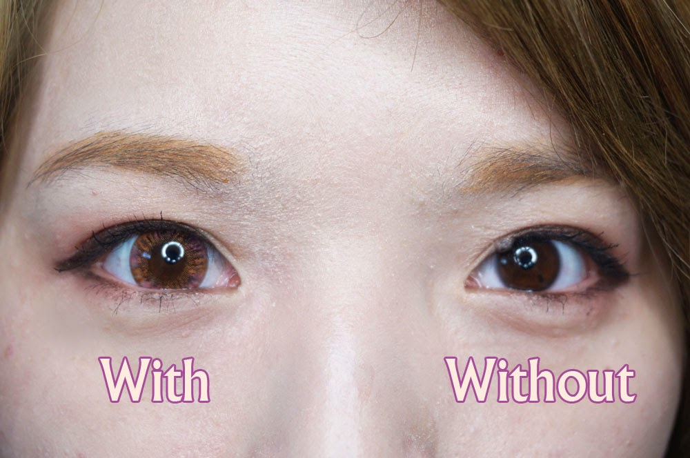 Add Warmth to your Eyes with I.Fairy Pon Pon Pink Circle Lenses