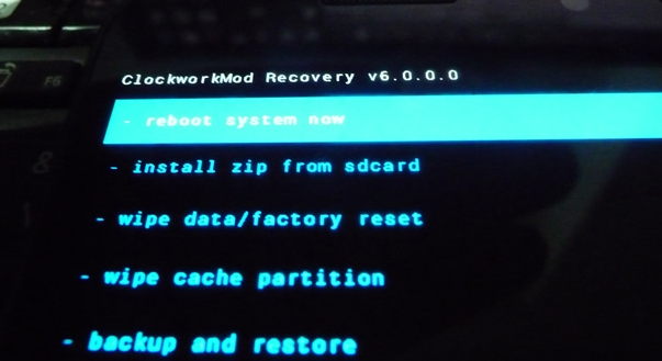 tutorial install cwm v 6 on galaxy nexus