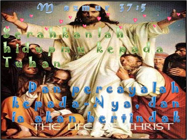 Gambar Animasi Ayat Alkitab