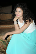 Vishnu Priya at Pyarme Padipoyane audio launch-thumbnail-11