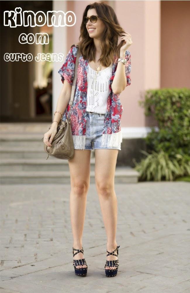 kinomos-kimono estampado-quimono-kimono-kimono feminino-short jeans-short jeans feminino-shorts jeans-colar-colares-collier-collar-roupas femininas-moda