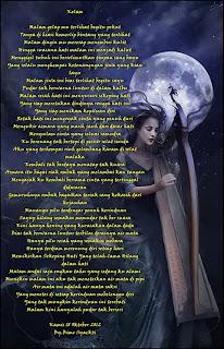 Puisi motivasi Cinta