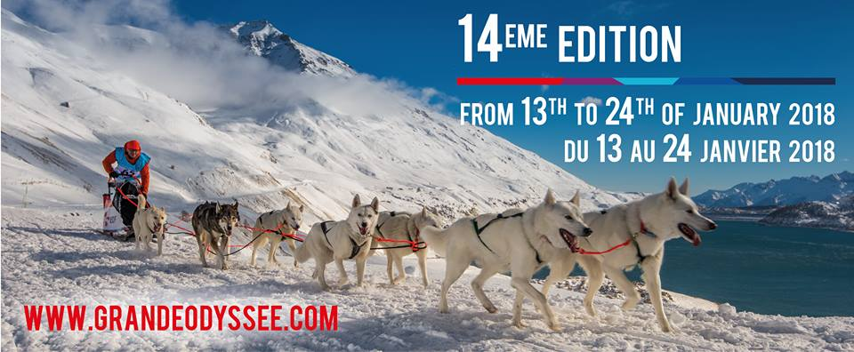 La Grande Odyssée Savoie Mont Blanc - MID 2018