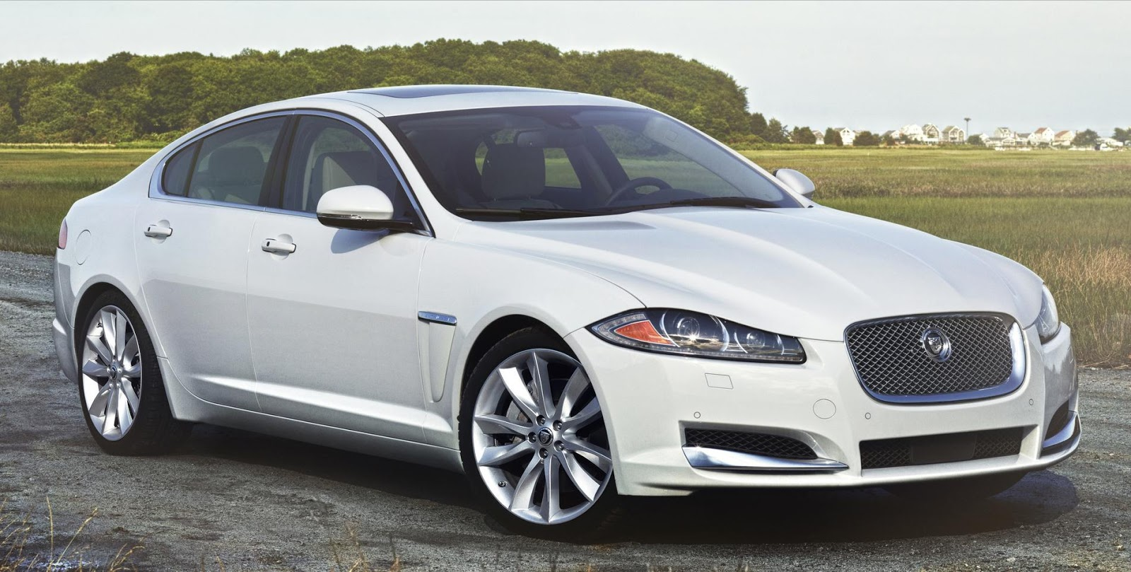 Most Wanted Cars Jaguar Xf 2013