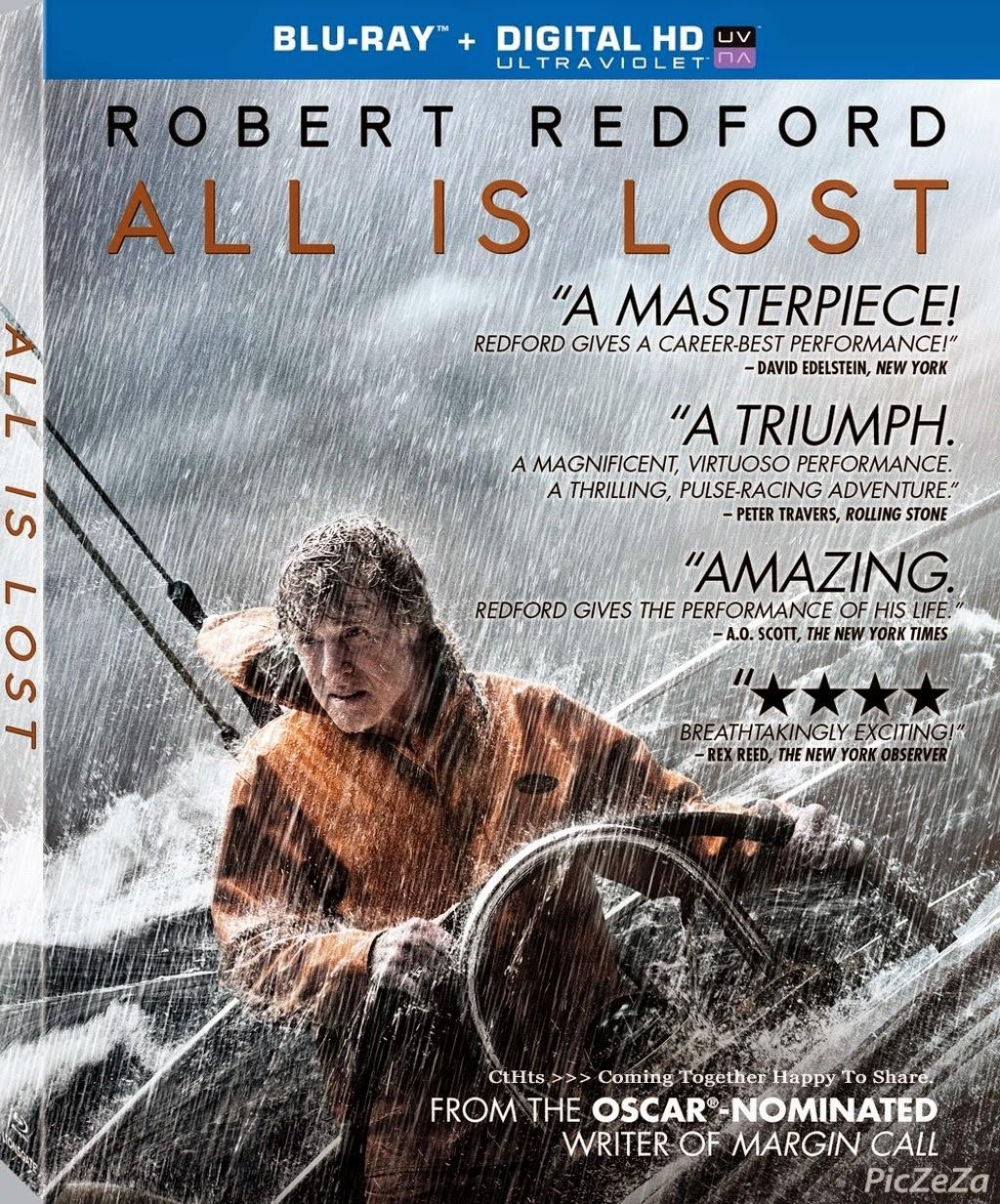 All Is Lost (2013) : ออล อีส ลอสต์