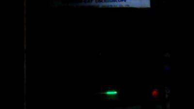オシロスコープ計測 01