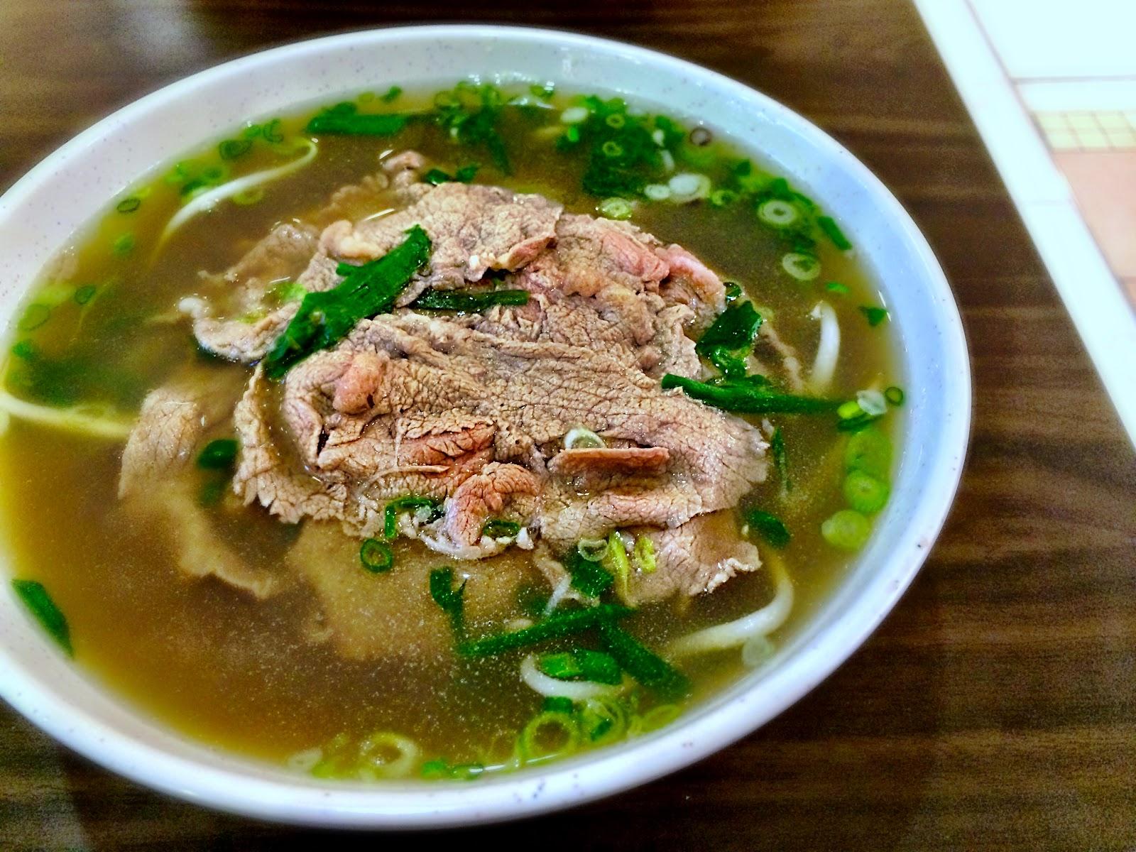 The Silver Chef: Saigon Kitchen - A Taste of Vietnam in Thomson Plaza