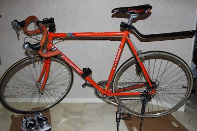 Härliga Crescent orange. Crescent 2315 Nano Racer säljes