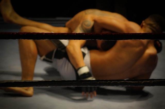 Rahasia Kekuatan Tubuh Mixed Martial Arts ( MMA )