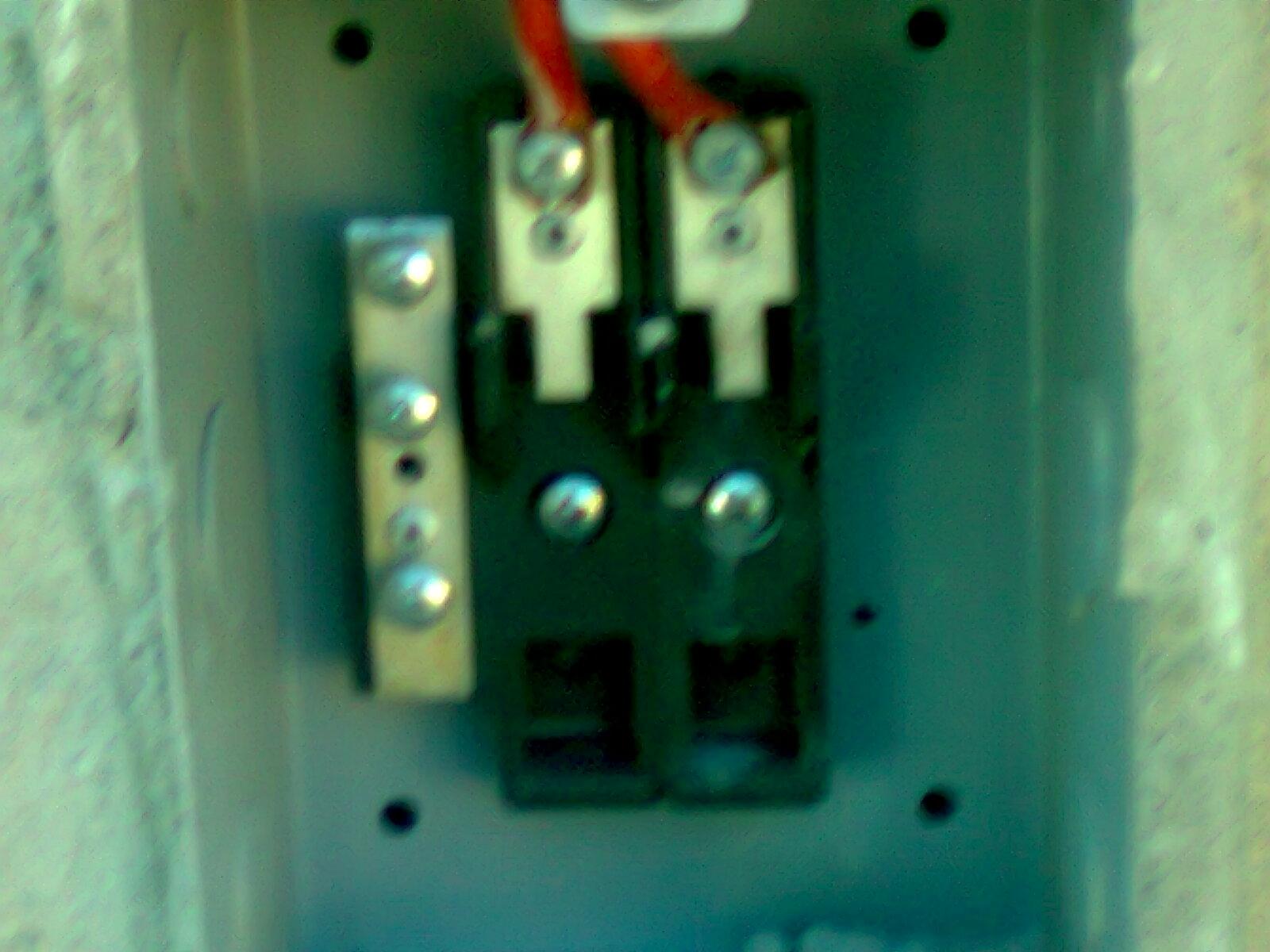 Refrigeracion y electricidad de cajeme instalacion de for Cambiar instalacion electrica sin rozas