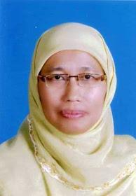 Pengetua Puan Hjh. Fouziah Binti Abu Hamid