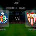 Pronostic Getafe - Seville : Liga