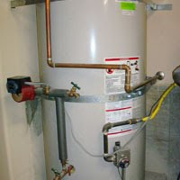 Water Heaters Service Repairs