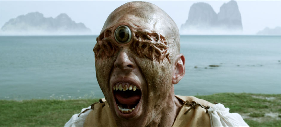 Real Cyclops Mo... Polyphemus Odysseus