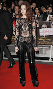 On the Road premiere in Toronto in Zuhair Murad coctail dress for the first .