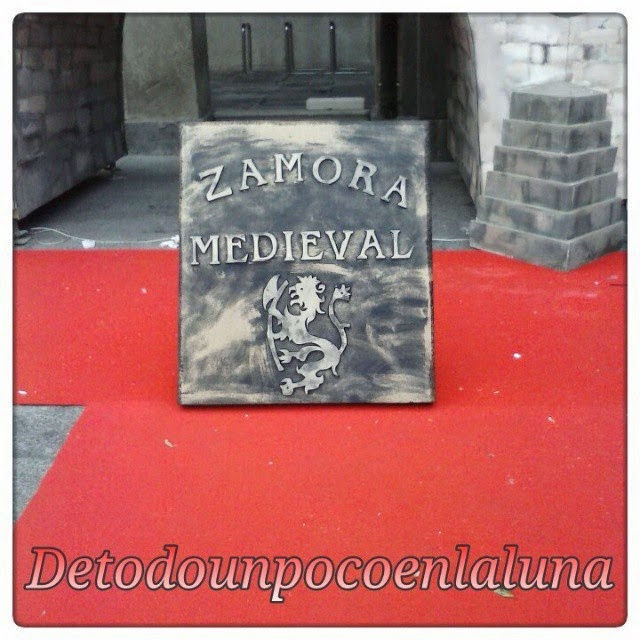 Mercado Medieval de Zamora 2014