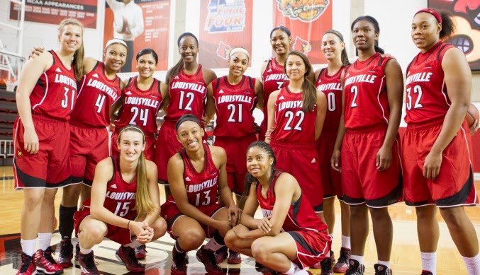 Cardinal Couple: Louisville Women's Basketball -- New Conference, New Players...Same Goal ...