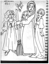 SOOTYcinders story sketch #3-1
