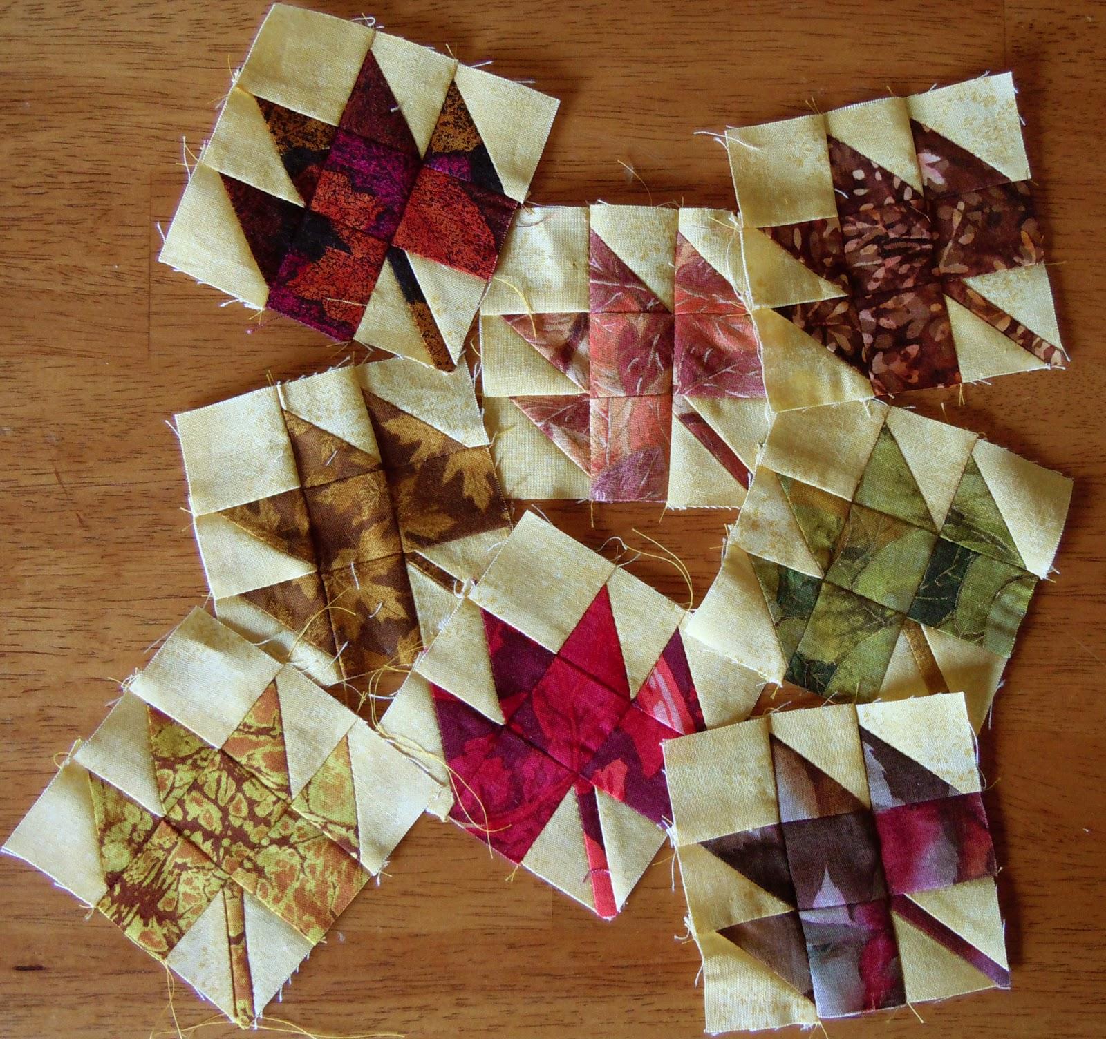 Laurel's Studio: Maple Leaf Blocks : maple leaf quilt block - Adamdwight.com