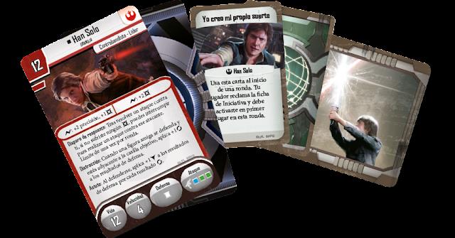 Preparados para la Wave 1 & 2 Han Solo