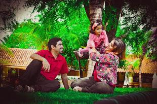 A família que Deus me deu