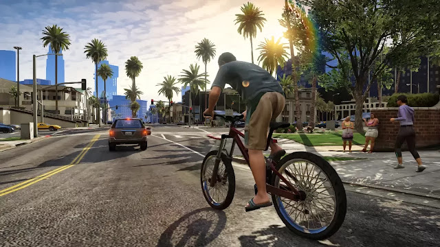 graficos GTA V Grand Theft Auto 5
