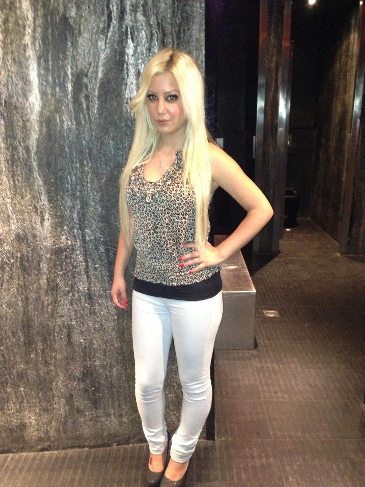 Vanessa\'s Beauty Blog: Foto vom Feiern in Barcelona