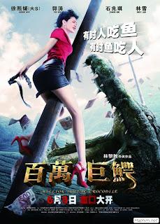 Cá Sấu Triệu Đô - Million Dollar Crocodile 2012