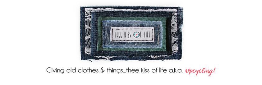 thee Kiss of Life Upcycling