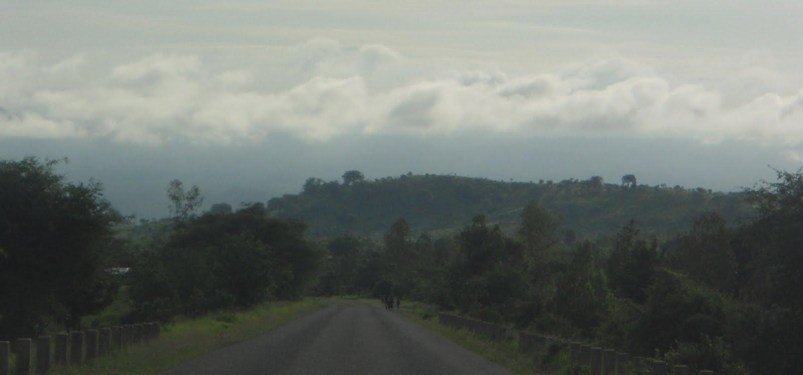 Montanhas do Malawi!