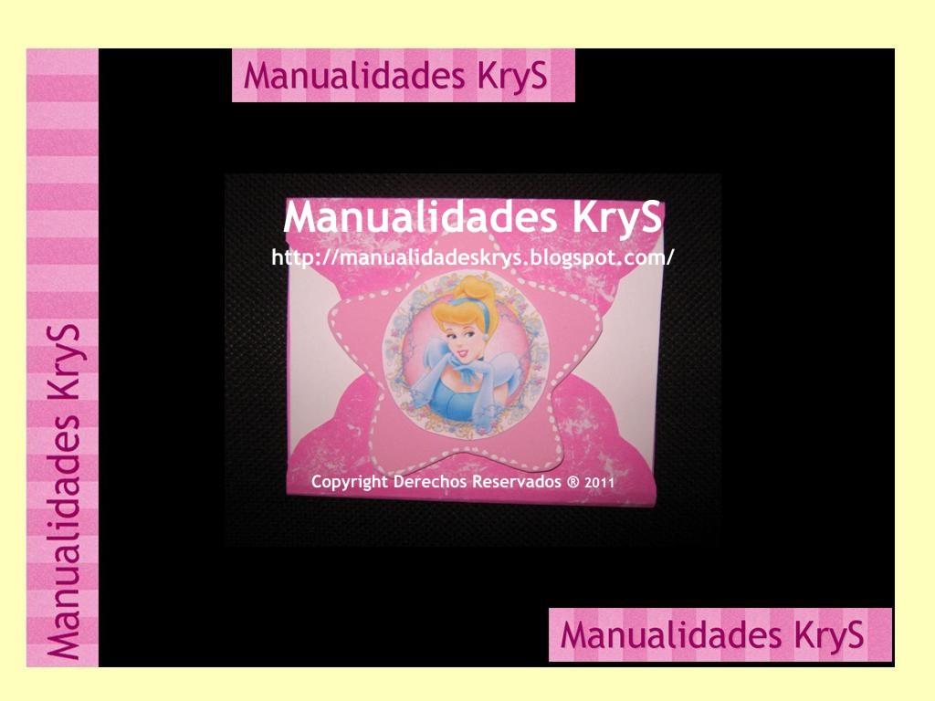 Manualidades KryS: FieSTaS InFaNTiLeS!!!