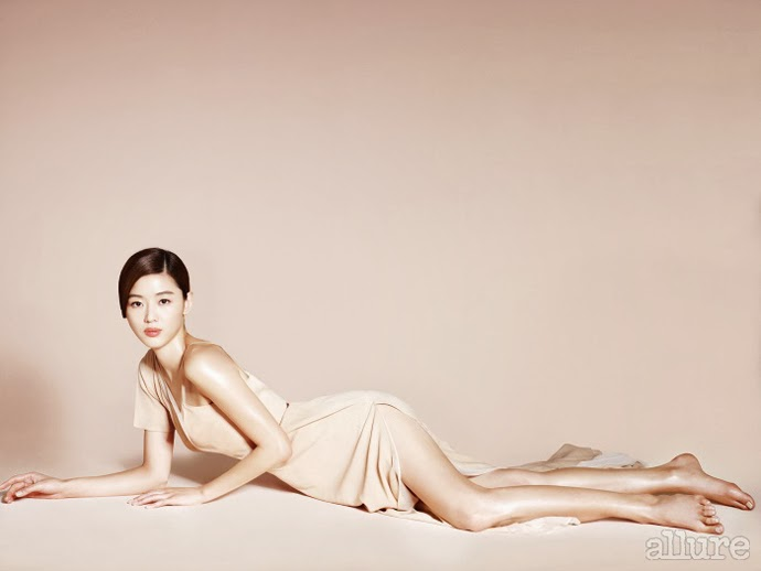 Jeon Ji Hyun - Allure March 2014