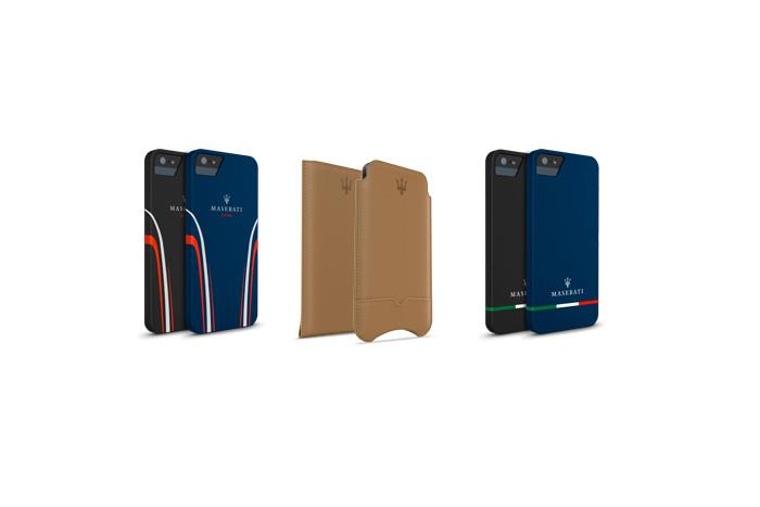 Fundas Maserati para iPhone 5