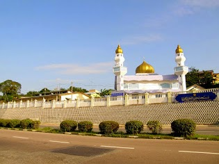 MASJID AL-KAUSAR (MASJID INDIA MUSLIM) KLUANG