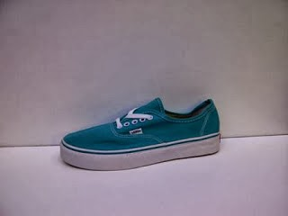 Sepatu Vans Authentic Classic Import biru murah