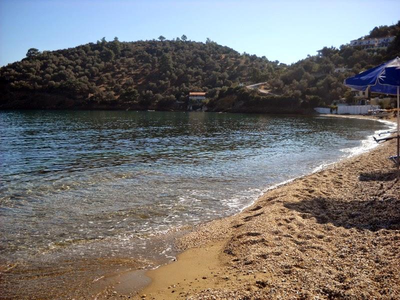 spiaggia Limnionas