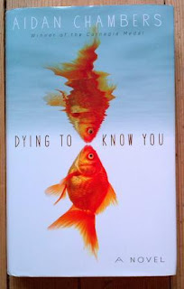 Cover for Dying To Know You by aidan Chambers