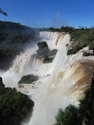 The falls of Igauzu.