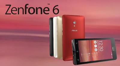 Spesifikasi Zenfone 6  terbaru 2015