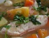 cara resep membuat sop ikan kakap merah sederhana mudah enak
