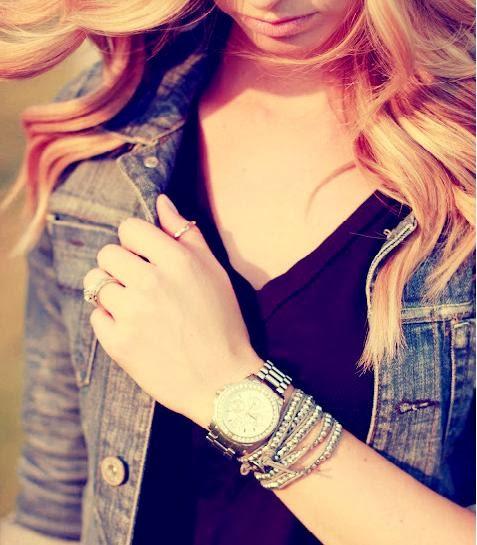 Trendy Belt Watch Design