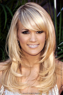 Girls Medium Length Layered Hairstyles