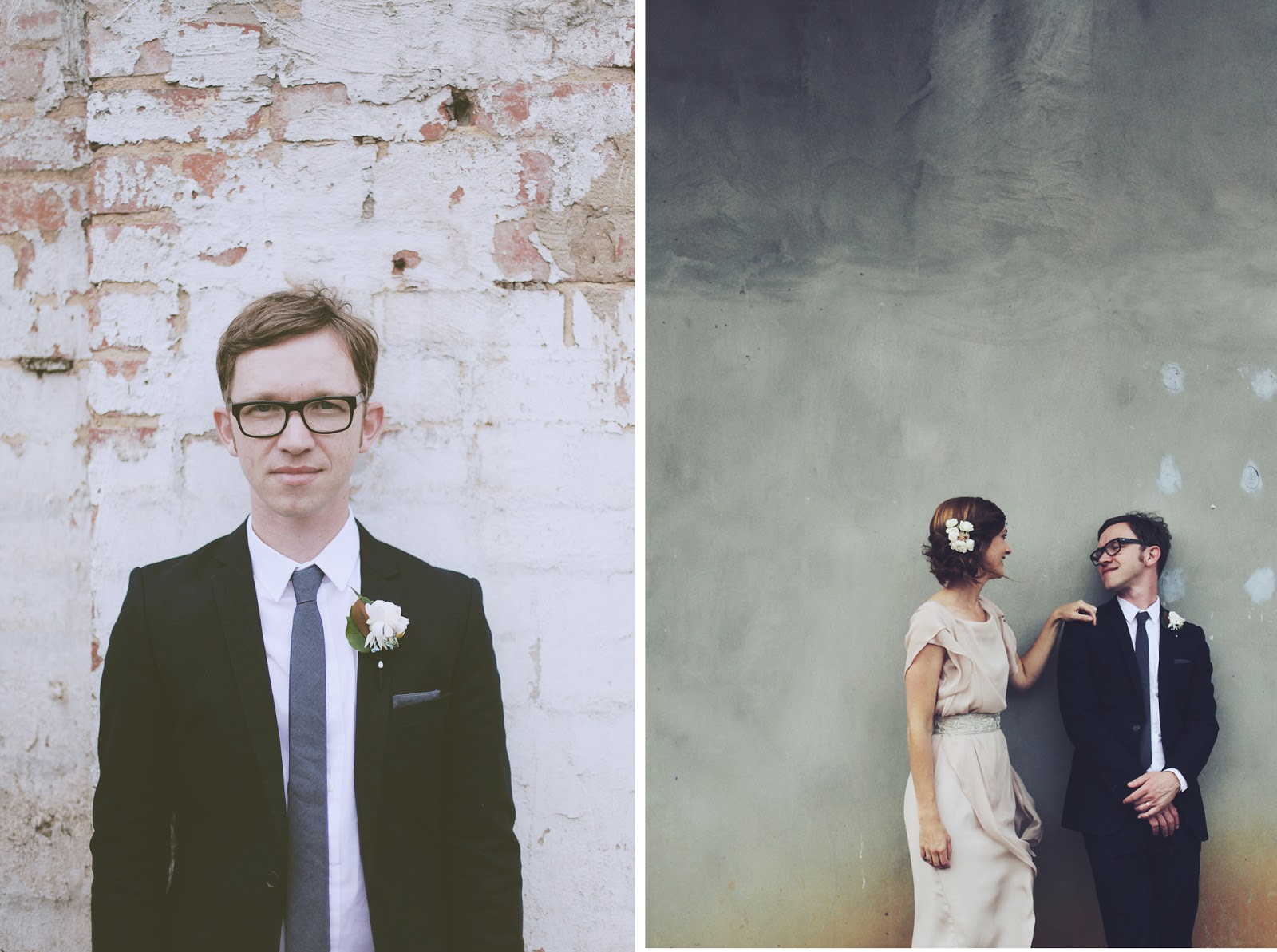vintage northcote wedding