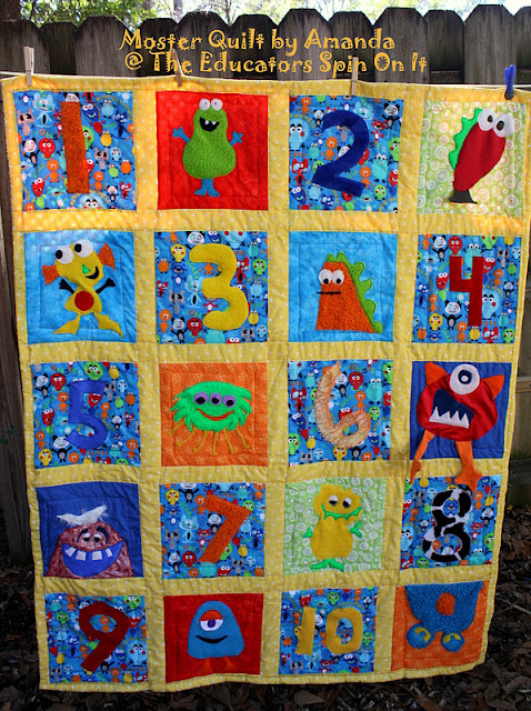 cute quilt for kids