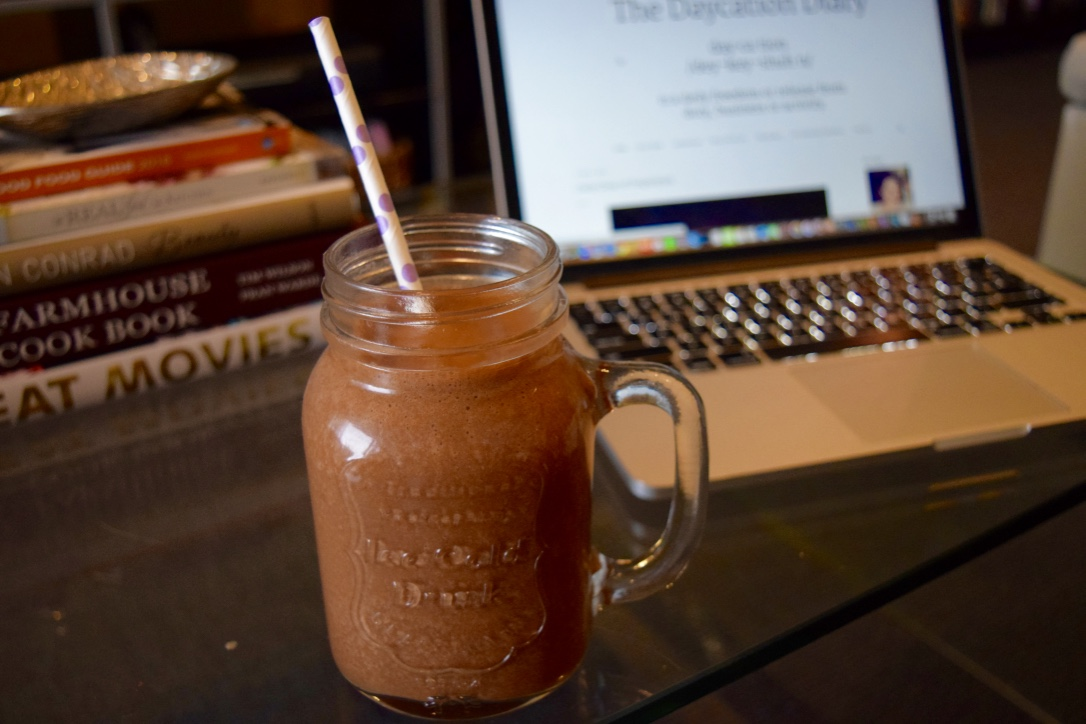 Raw Cacao Breakfast Smoothie